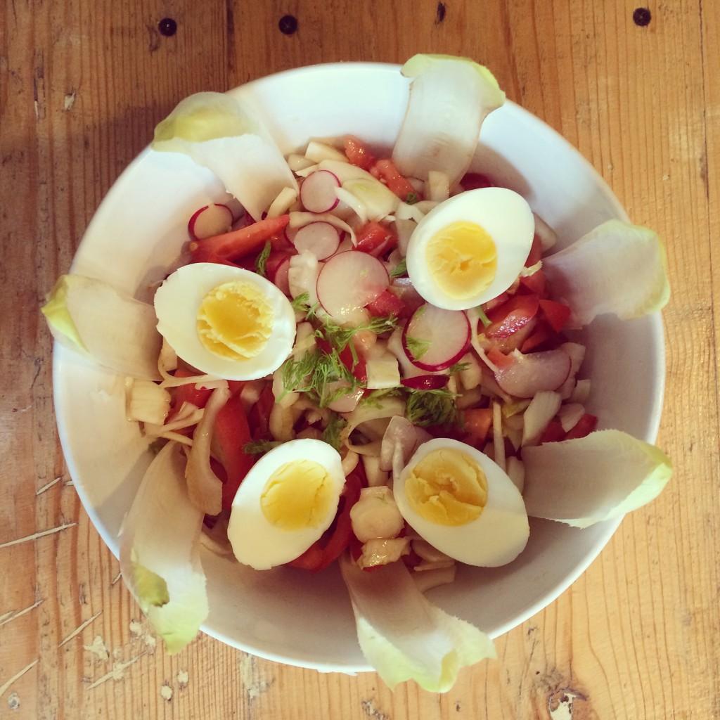 The 7 Salad