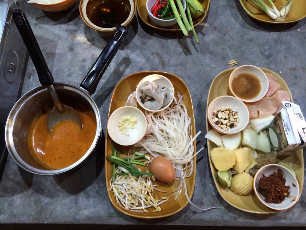 Fab Thai cooking class…yum!