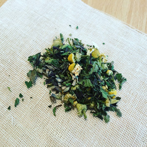 herbs, teas and folk tales
